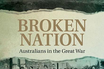 Broken Nation wins 2015 Asher Award