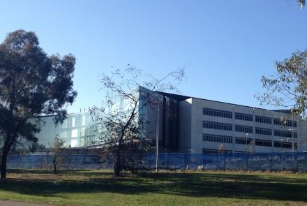 ASIO building.
