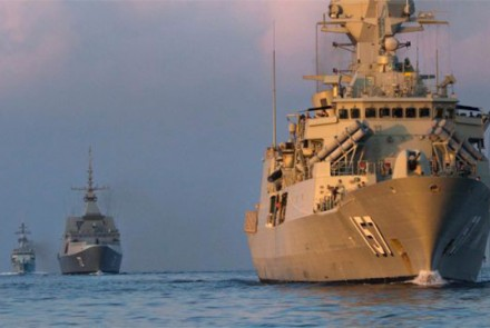 Australia's HMAS Perth