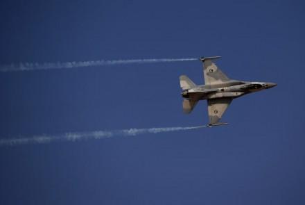 Defence aircraft