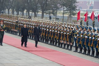 President Kagame received by President Xi Jinping of China | Beijing, 17 March 2017