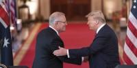 President Trump and Prime Minister Morrison