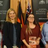 Book Launch- Meighen McCrae (with Evelyn Goh, Toni Erskine and Major General Mick Ryan)