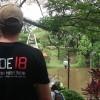 Operation Oboe Field trip