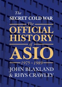 Cover of The Secret Cold War